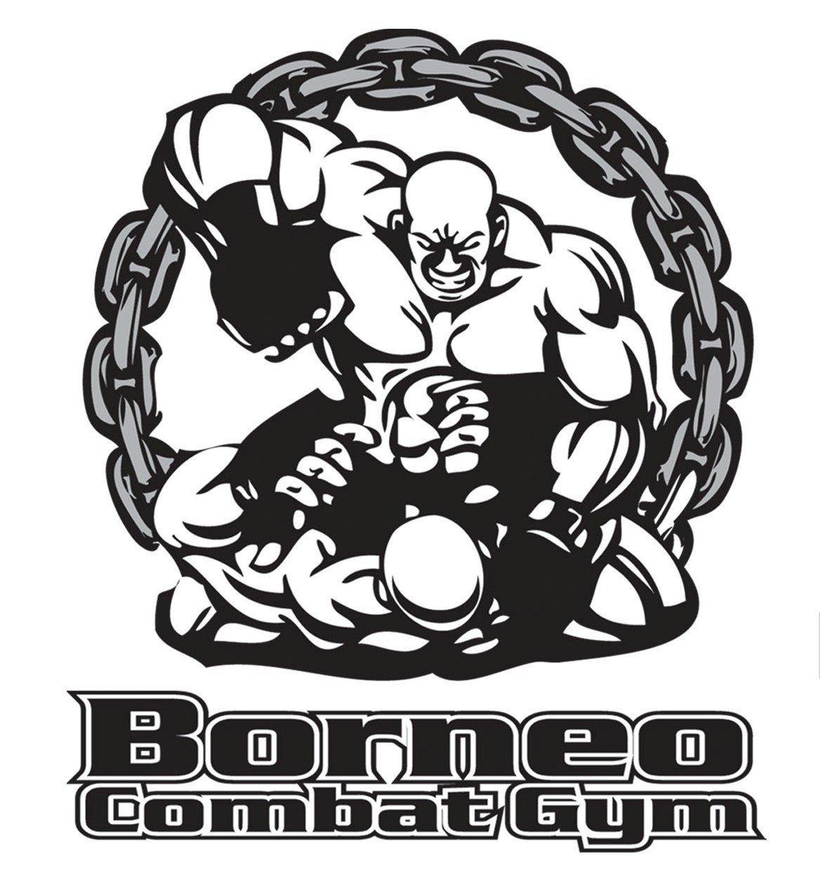 Borneo Combat Gym logo