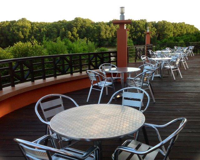 Cassiopeia Riverside Restaurant Labuan 2012 b