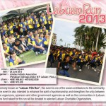 Labuan Run - June 2013
