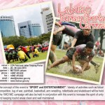 Labuan Tourism Sports - June 2013