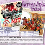Borneo Arts Festival - June 2013