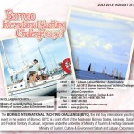 Borneo International Yachting Challenge - July 2013