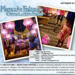 Mooncake Festival - September 2013