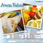 Aroma Festival - November 2013