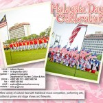 Malaysia Day - September 2013