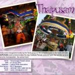 Thaipusam - January 2013