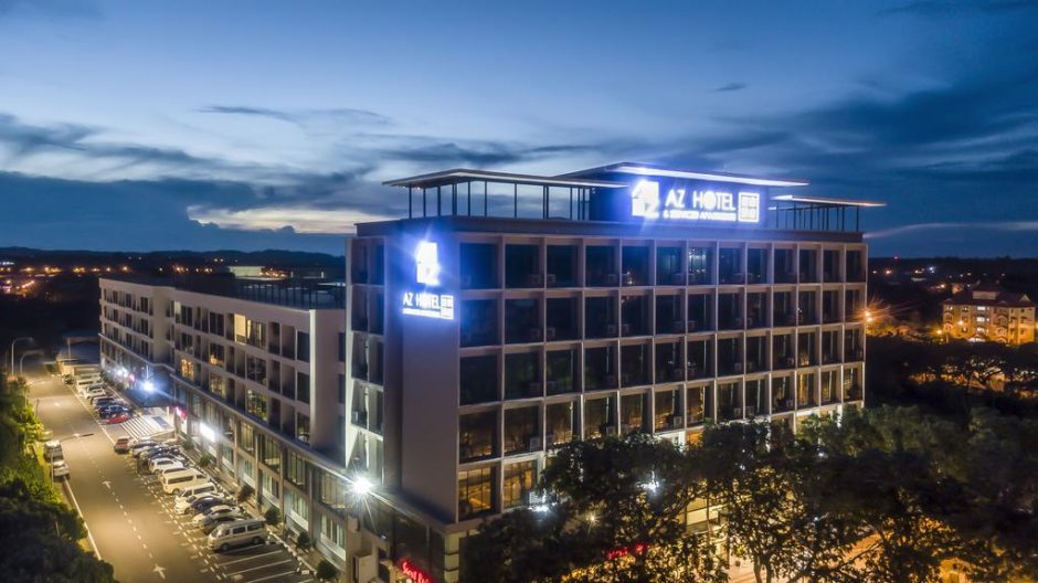 AZ Hotel & Serviced Apartment, Labuan, Malaysia